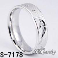 Wholesale New Design Plain Ring