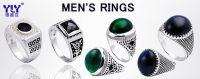 Sterling Silver Men's Rings Hot Sale