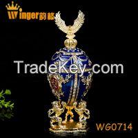 Faberge Easter Egg Figurine Craft Gift