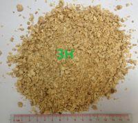 Corn cob for mushroom cultivation