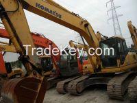 Used Crawler Excavators Komatsu PC 220-7