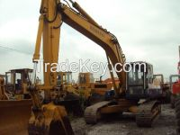 Used Crawler Excavators Komatsu PC 200-5