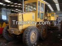 Used Motor Grader Komatsu GD511A-1