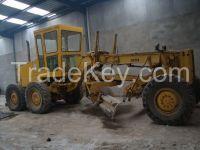 Used Motor Graders Komatsu GD511