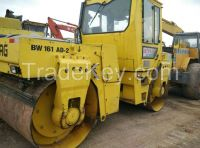 Used BOMAG BW 161 AD-2 Road Roller/BOMAG BW 161 AD-2 Roller
