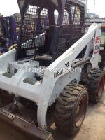 Used Bobcat S250 Small Wheel Loader/Bobcat loader