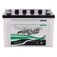 dry charged JIS car battery