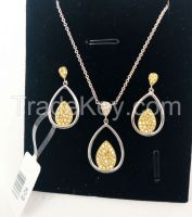 2  Sell  Sterling Silver Jewelry Set