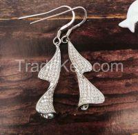 2  Sell  Sterling Silver Jewelry Earring
