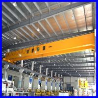 30T European single girder Bridge crane
