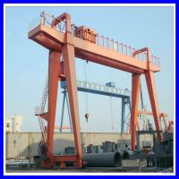 40T double girder bridge crane