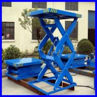 """ON SALE"" Lifting platform from HENAN WEIHUA"