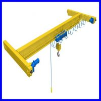 5T european type single girder overhead crane with CE