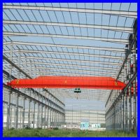 16T european type single girder overhead crane with CE