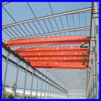 1T european type single girder overhead crane with CE