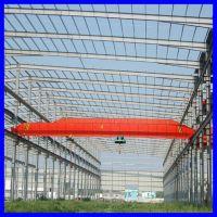 12T european type single girder overhead crane with CE