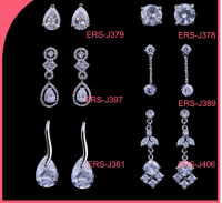 Wholesale At Cheap Price Of Beautiful Designed Earrings