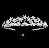 Bridal Flower Tiara