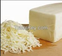 Halal Mozzarella and Cheddar Cheese from Pakistan.