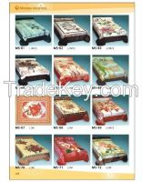 We are selling Polyester Blanket