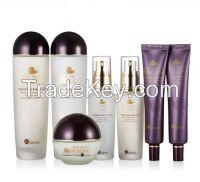 anti aging, snail skin care set, cosmetics, korean cosmetics, moisturizer, asian skin care, korean skin care, snail cream