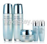 skin whitening skin care set, whitening cream, moisturizer, whitening product, whitening cosmetic, korean skin care set, korean whitening cream, whitening serum