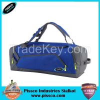 Gym Bag Sport Bag Duffel Bag With Shoulder Strap Cheap Price of Nylon Promotion sports bagwith Shoes Compartment