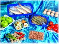 Sell plastic food packaging trays, boxes, containers, egg trays, boxes
