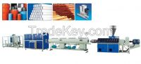 PVC pipe production line (PVC pipe line)
