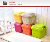 High quality plastic drawer storage box