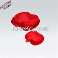 High quality plastic fruit dish