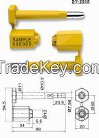 Sell Bolt Seals-China Security Seals(SY-2015)