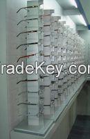 Lockable Countertop Optical Displays