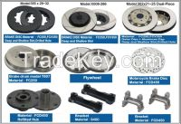 Auto parts-Brake Disc/Brake Drum and Calipers