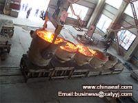 sell Ferrochorme submerged arc furnace