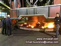 sell Ferroalloy submerged arc furnace