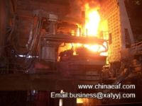 sell 40t-120t electric arc furnace