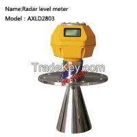 Radar Level Meter