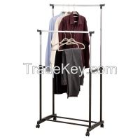 Sell Double Bar Clothing Rack