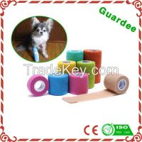 High Quality China Factory Colors Veterinary Cohesive Bandage