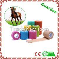 Non-woven Horse Racing Cohesive Bandage