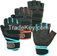 Sports Gloves (All Kinds), Sports Bags