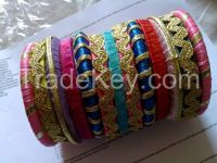 Hand made Bangles, Bracelets and Neakclaces