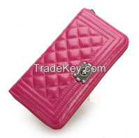 2015 fashion style ladies leather clutch bags, noble, attractive, hottest, newest