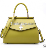 2015 elegant, exquisite and noble style ladies leather handbags, durable, convenient hotselling