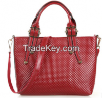 2015 hotselling and popular style ladies leather handbags, attractive, good look