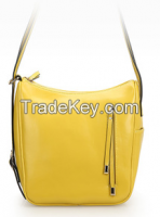 2015 smart casual and fashion style ladies leather handbags, durable, popular