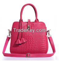 2015 fashion style, popular and hotselling ladies leather handbags, beautiful