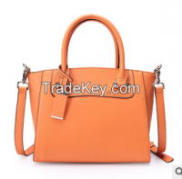 2015 fashion leather handbags, high quality and reasonable price, hotselling