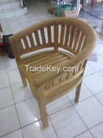 Teak Outdoor Chair Banana